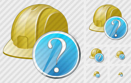 Helmet Question Icon