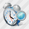 Alarm Clock Search Icon