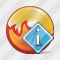 CD Burn Info Icon