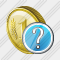 Coin Question Icon