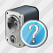 Sound Question Icon