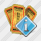 Ticket Info Icon