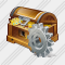 Treasure Settings Icon