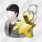 User Administrator Favorite Icon