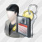 User Administrator Save Icon