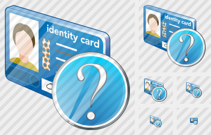 Index Card Question Icon