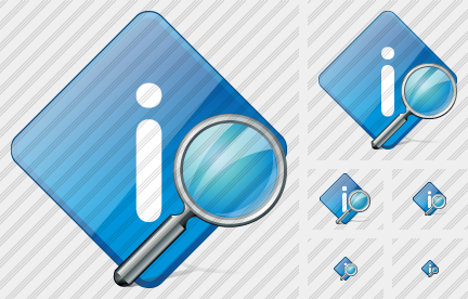 Info Search Icon