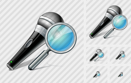 Microphone Search Icon