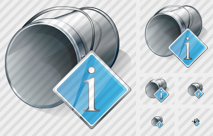 Paint Bucket Info Icon