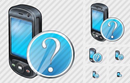 Pda Question Icon