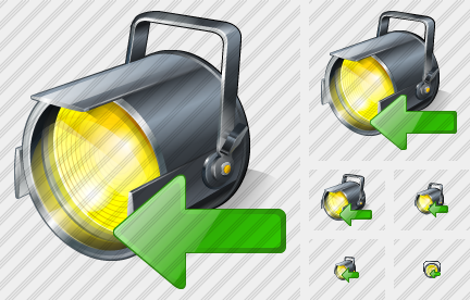 Projector Import Icon