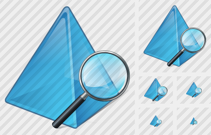 Pyramid Search 2 Icon