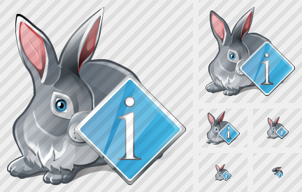 Rabbit Info Icon