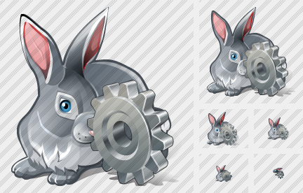 Rabbit Settings Icon