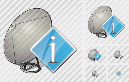 Satellite Plate Info Icon