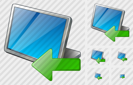 Screen Import Icon