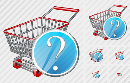 Shopping Question Icon