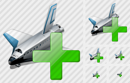 Shuttle Add Icon