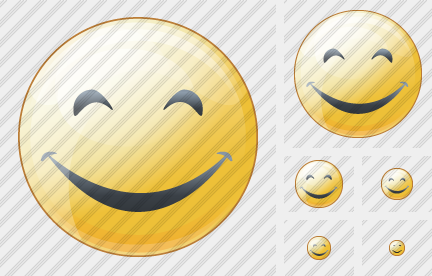 Smile Laugh Icon