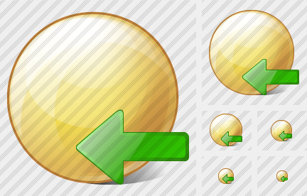 Sphere Import Icon