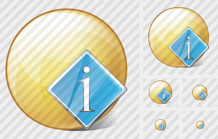 Sphere Info Icon