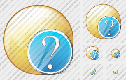 Sphere Question Icon