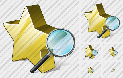 Star Search 2 Icon