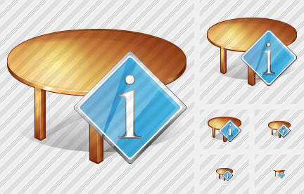 Table Info Icon