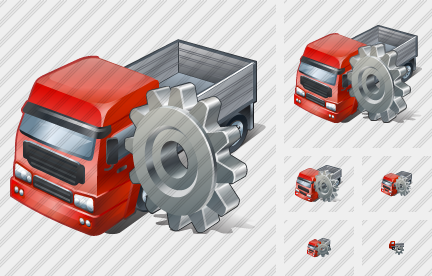 Truck2 Settings Icon