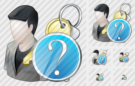 User Administrator Question Icon