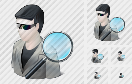 User Sun Glasses Search 2 Symbol