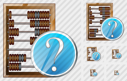 Abacus Question Icon