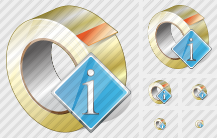 Adhesive Tape Info Icon