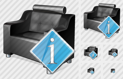 Armchair Info Icon