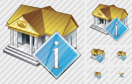 Bank Info Icon