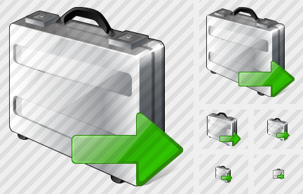 Case Export Icon