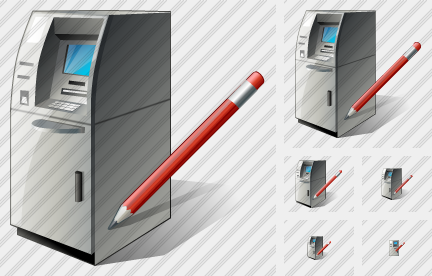 Cash Dispense Edit Icon