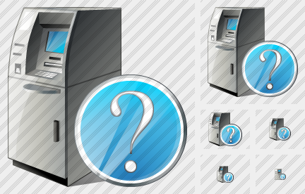 Cash Dispense Question Icon