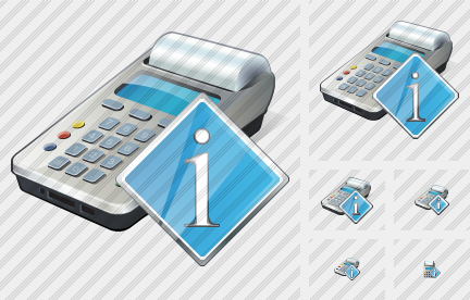 Cash Register Info Icon