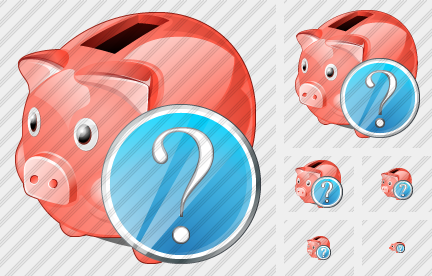 Coin Box Question Icon