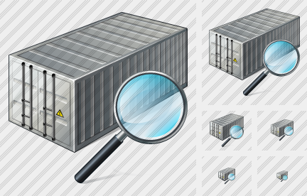 Container Search 2 Icon