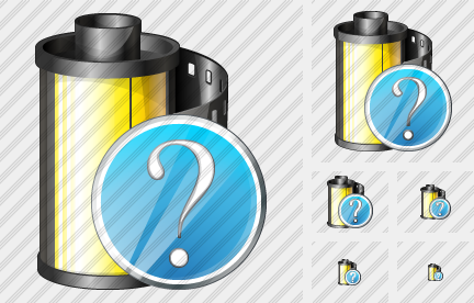 Film Question Icon