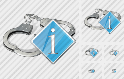 Handcuffs Info Icon