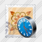 Mark Clock Icon