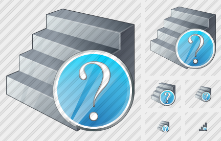 Ladder Question Icon