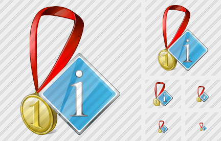 Medal Info Icon