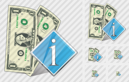 Money Info Icon