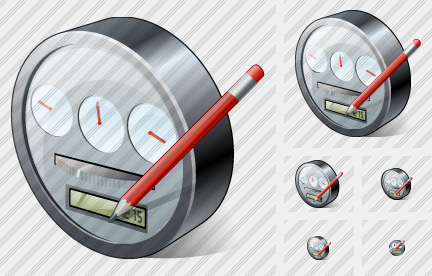 Power Meter Edit Icon
