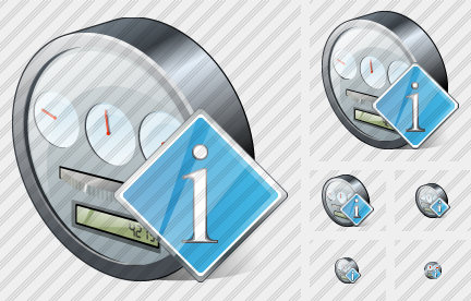 Power Meter Info Icon