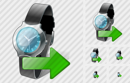 Watch Export Icon